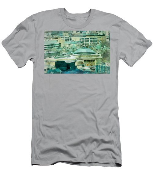 Toronto Window View Men's T-Shirt (Athletic Fit)