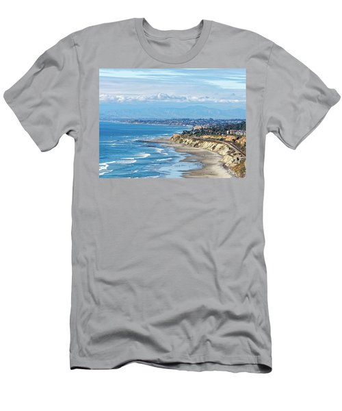 Torrey Pines Men's T-Shirt (Athletic Fit)