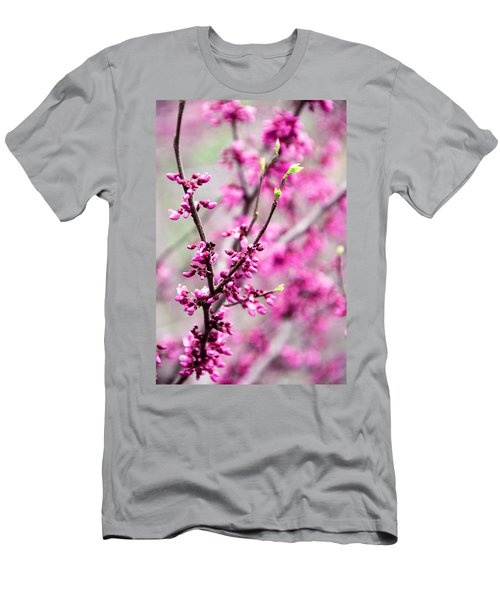 Touch Of Spring Men's T-Shirt (Athletic Fit)