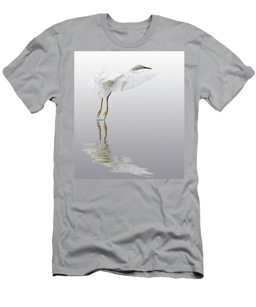 Touching Down Men's T-Shirt (Athletic Fit)