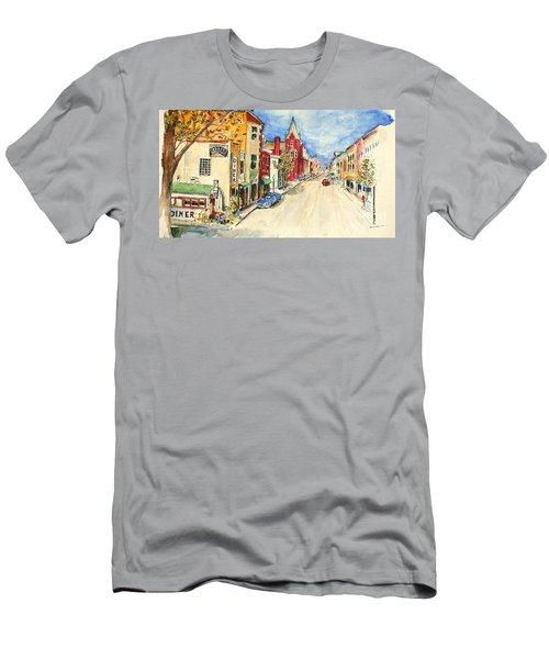 Towanda Pa Men's T-Shirt (Athletic Fit)