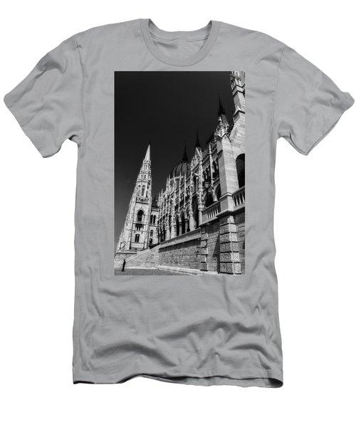 Towering Spires Men's T-Shirt (Athletic Fit)