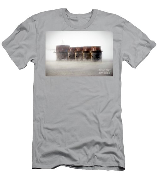 Towers Rising Men's T-Shirt (Athletic Fit)