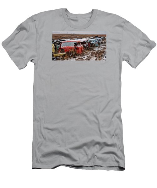 Traffic Jam Men's T-Shirt (Athletic Fit)
