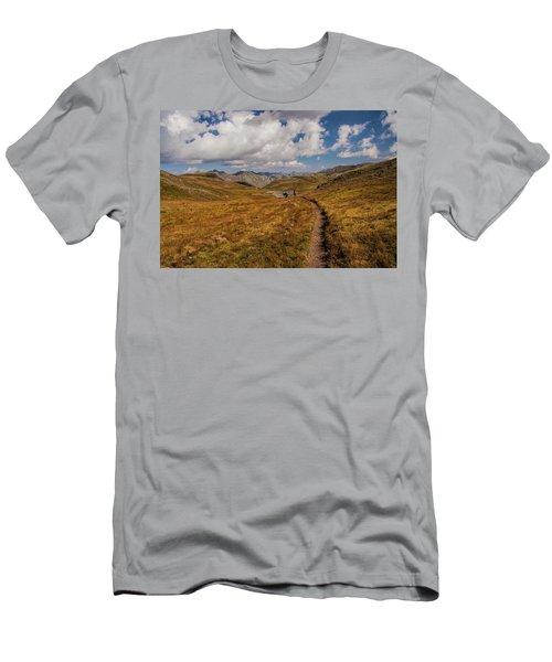Trail Dancing Men's T-Shirt (Athletic Fit)
