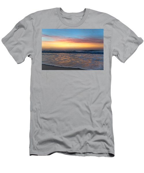 Tranquil Brilliance  Men's T-Shirt (Athletic Fit)