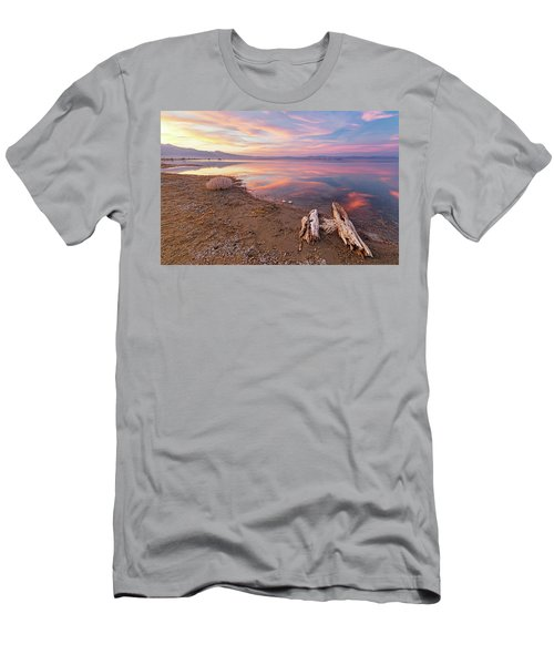 Men's T-Shirt (Athletic Fit) featuring the photograph Tranquility by Tassanee Angiolillo