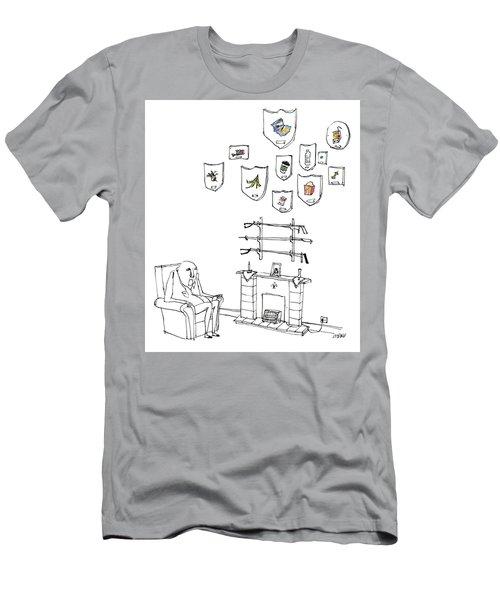 Trash Trophies Men's T-Shirt (Athletic Fit)