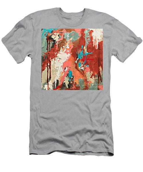 Traveler Men's T-Shirt (Athletic Fit)