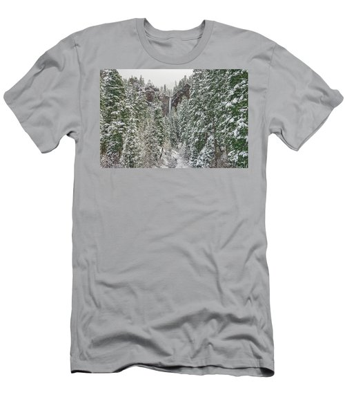 Treasure Falls Is One Of Colorado's Priceless Treasures.  Men's T-Shirt (Athletic Fit)