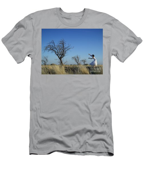 Tree Echo Men's T-Shirt (Athletic Fit)