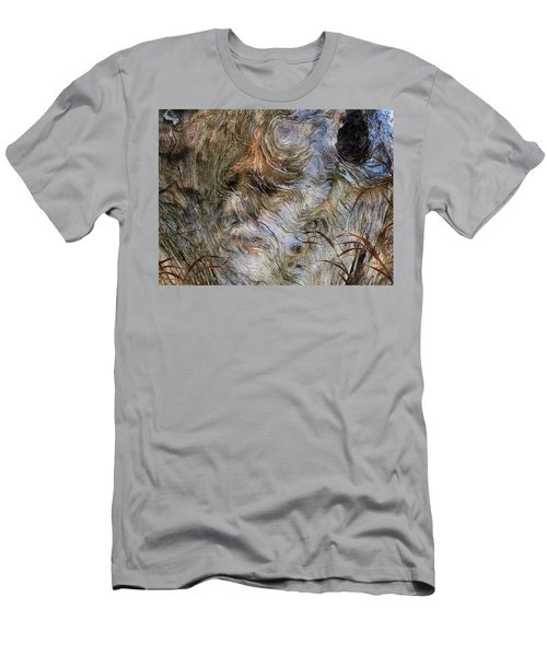 Men's T-Shirt (Slim Fit) featuring the photograph Tree Memories # 35 by Ed Hall