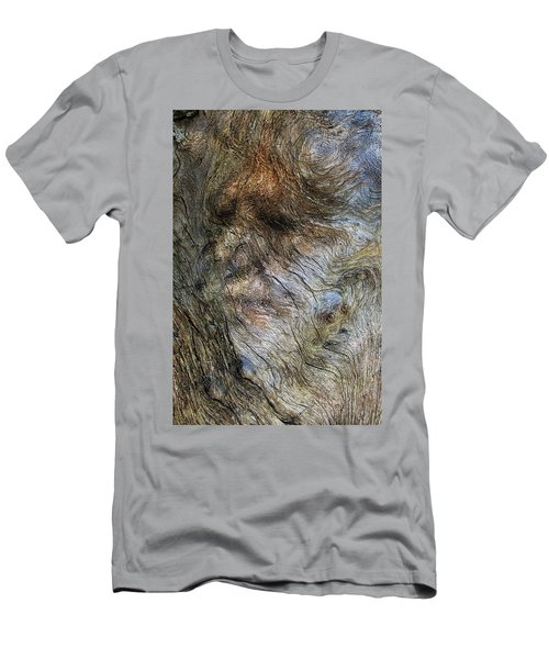 Men's T-Shirt (Slim Fit) featuring the photograph Tree Memories # 41 by Ed Hall