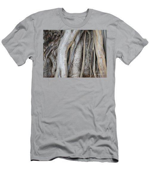 Tree Roots Men's T-Shirt (Athletic Fit)