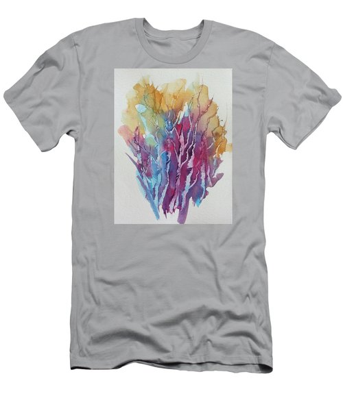 Tree Studies I Men's T-Shirt (Athletic Fit)