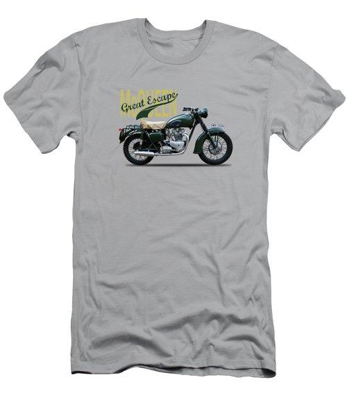 Triumph - The Great Escape Men's T-Shirt (Athletic Fit)
