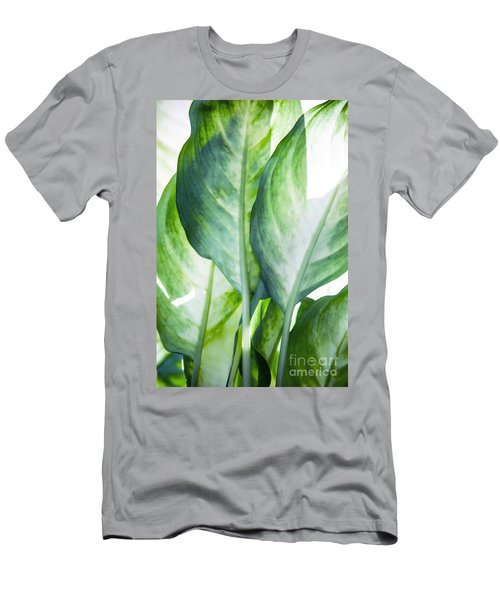 Tropic Abstract  Men's T-Shirt (Athletic Fit)