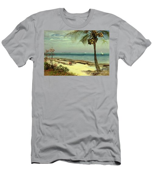 Tropical Coast Men's T-Shirt (Athletic Fit)