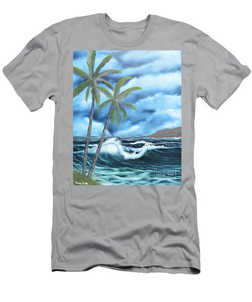 Tropical Men's T-Shirt (Athletic Fit)