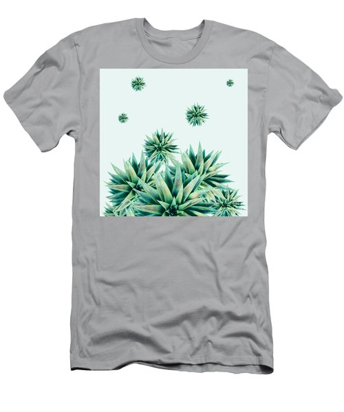Tropical Stars  Men's T-Shirt (Athletic Fit)