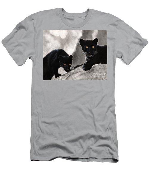 Trouble Men's T-Shirt (Athletic Fit)