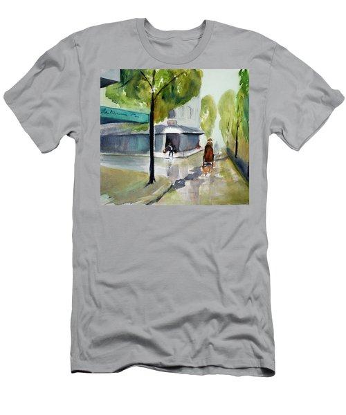 Tudo Street, Saigon11 Men's T-Shirt (Athletic Fit)
