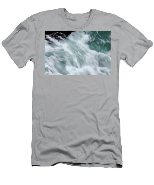 Turbulent Seas Men's T-Shirt (Athletic Fit)