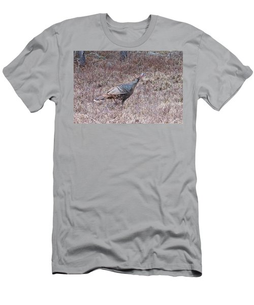 Men's T-Shirt (Slim Fit) featuring the photograph Turkey 1155 by Michael Peychich