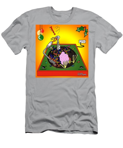 Turkey Table Men's T-Shirt (Athletic Fit)