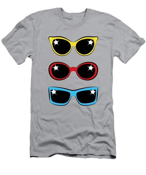 Twentieth Century Sunglasses Men's T-Shirt (Slim Fit) by MM Anderson