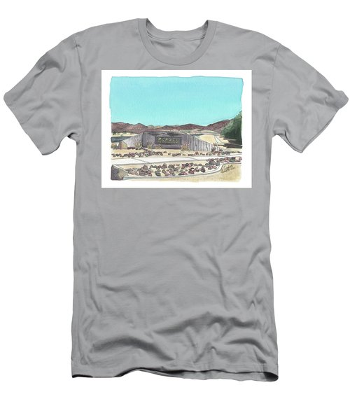 Twentynine Palms Welcome Men's T-Shirt (Athletic Fit)
