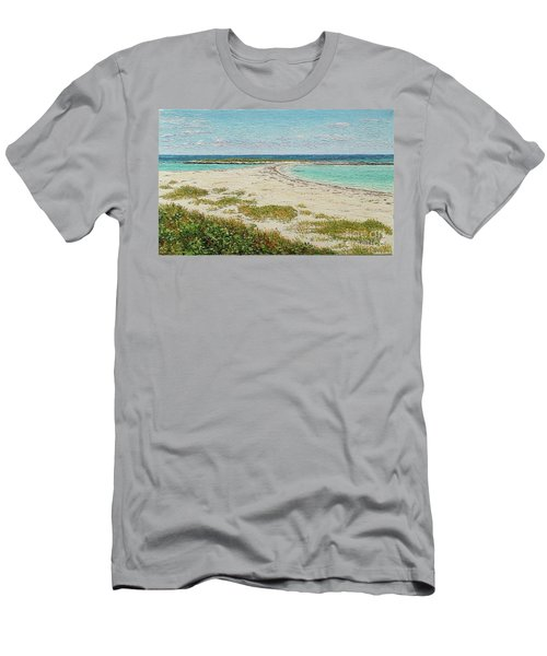 Twin Cove Men's T-Shirt (Athletic Fit)