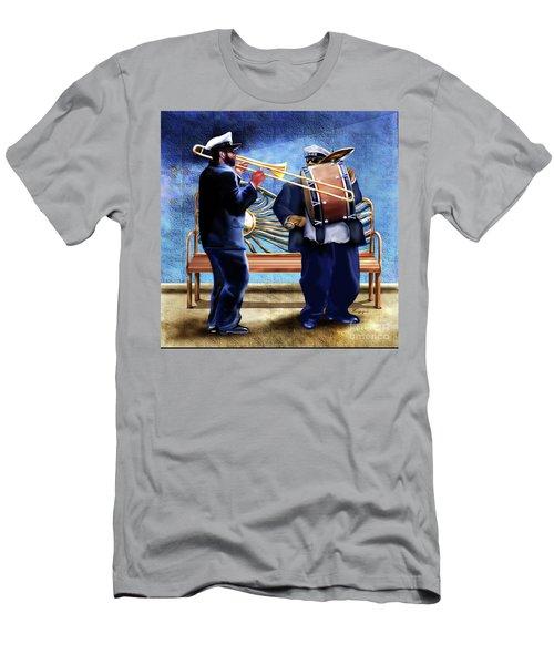 Two Da Jazz Way Men's T-Shirt (Athletic Fit)