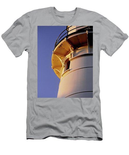 Two Lights, Cape Elizabeth Men's T-Shirt (Athletic Fit)