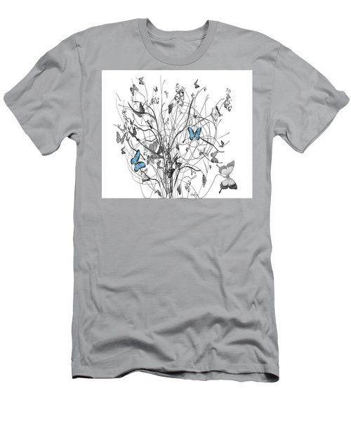 Two Of A Kind  Men's T-Shirt (Athletic Fit)