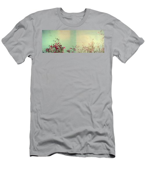 Two Sides Men's T-Shirt (Slim Fit) by Mark Ross