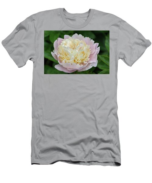 Men's T-Shirt (Slim Fit) featuring the photograph Two-toned by Sandy Keeton