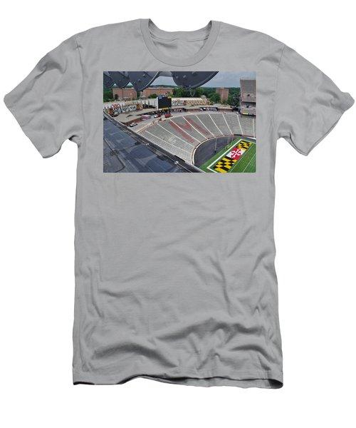 UM Men's T-Shirt (Slim Fit) by Robert Geary