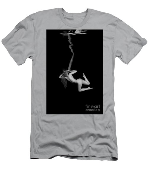 Underwater Beauty 004 Men's T-Shirt (Athletic Fit)