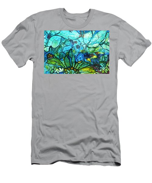Underwater Fantasy Men's T-Shirt (Athletic Fit)