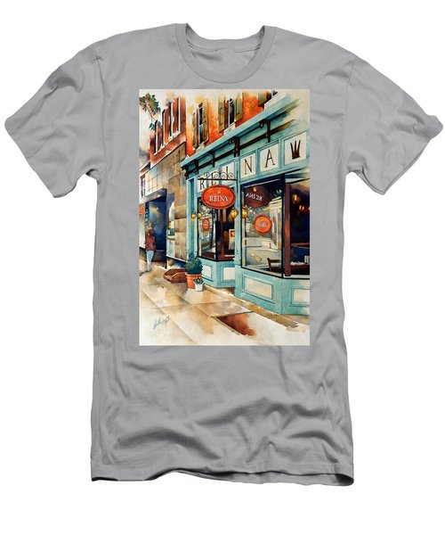 Unfinished...reina Men's T-Shirt (Athletic Fit)