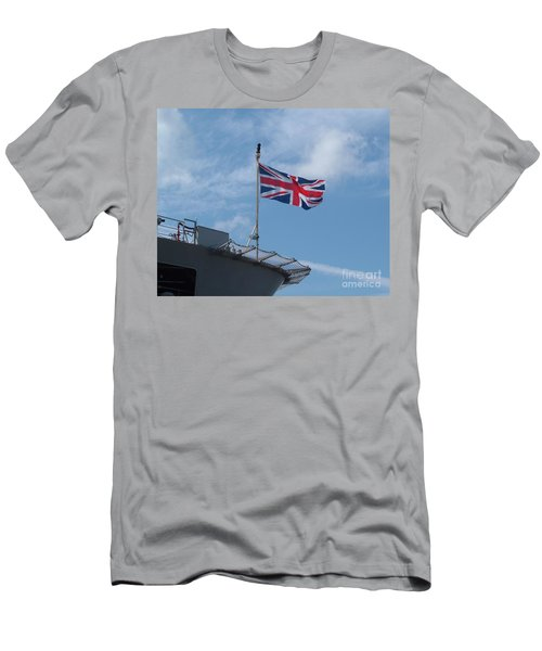 Union Jack Men's T-Shirt (Athletic Fit)