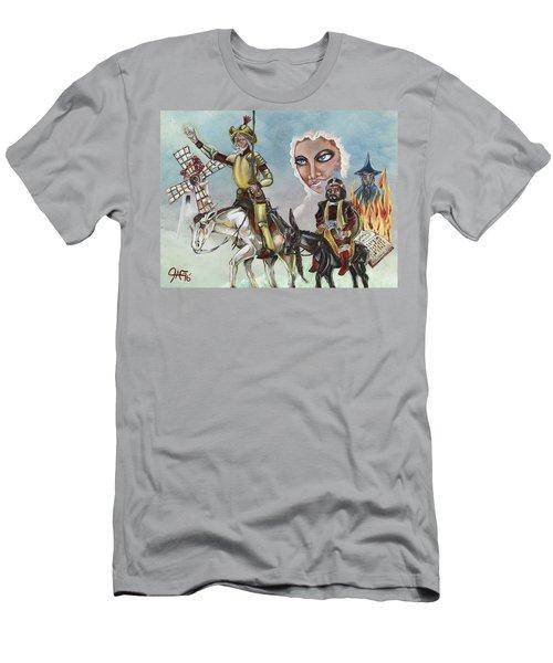 Unreachable Star Men's T-Shirt (Athletic Fit)