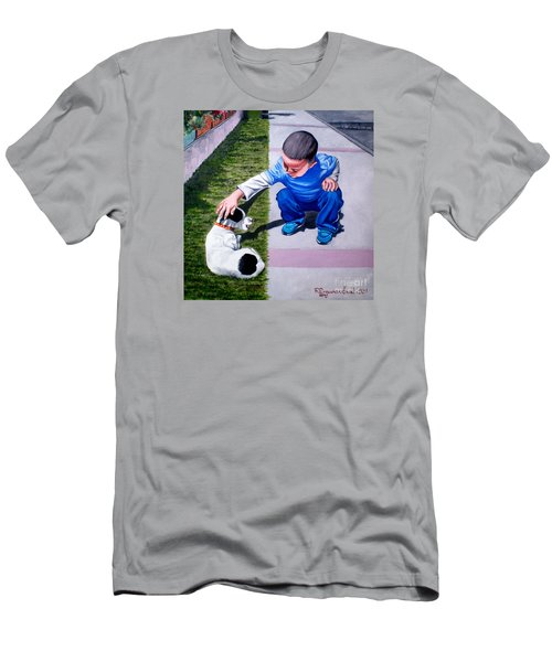Untitled-2 Men's T-Shirt (Athletic Fit)
