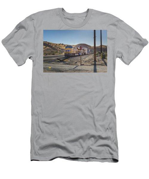 Up7472 Men's T-Shirt (Athletic Fit)