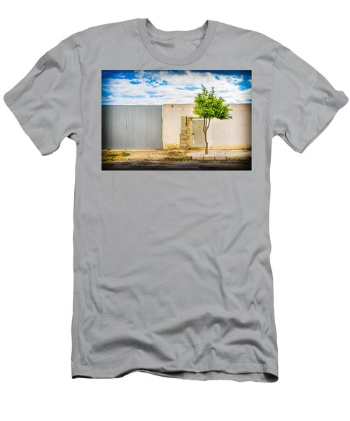 Urban Tree. Men's T-Shirt (Athletic Fit)