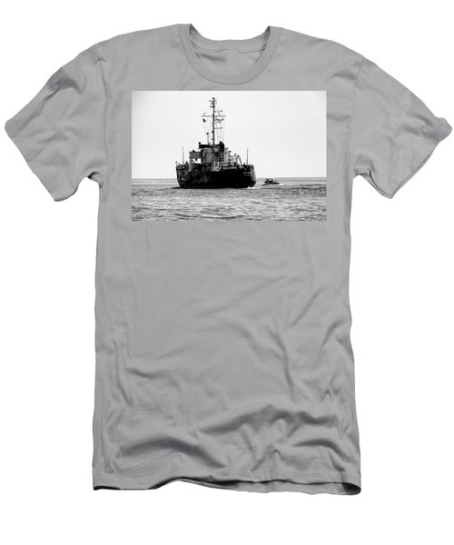 White Portugeuse Men's T-Shirt (Athletic Fit)