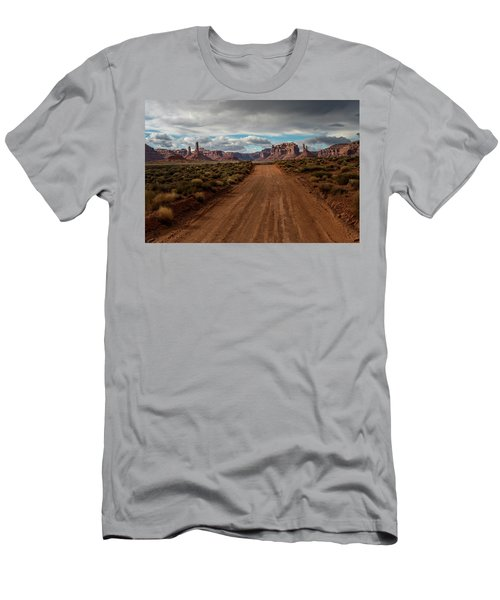 Valley Of The Gods Men's T-Shirt (Athletic Fit)