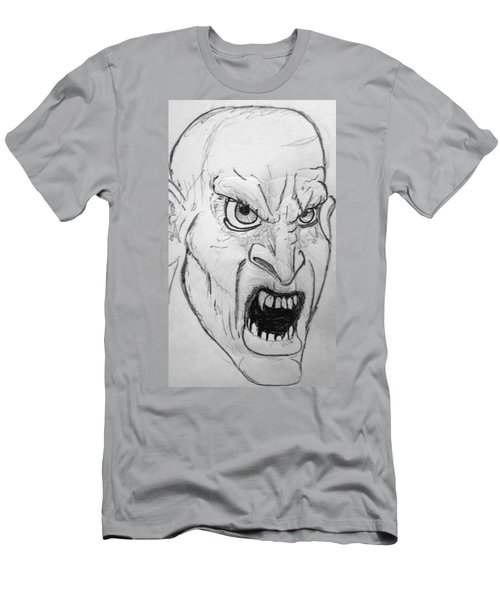 Vampire-y Ghouly Sort Of Thing Men's T-Shirt (Athletic Fit)