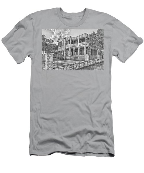 Van Der Stuken House Men's T-Shirt (Athletic Fit)
